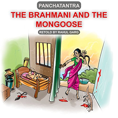 The Brahmani and the Mongoose audiobook cover art