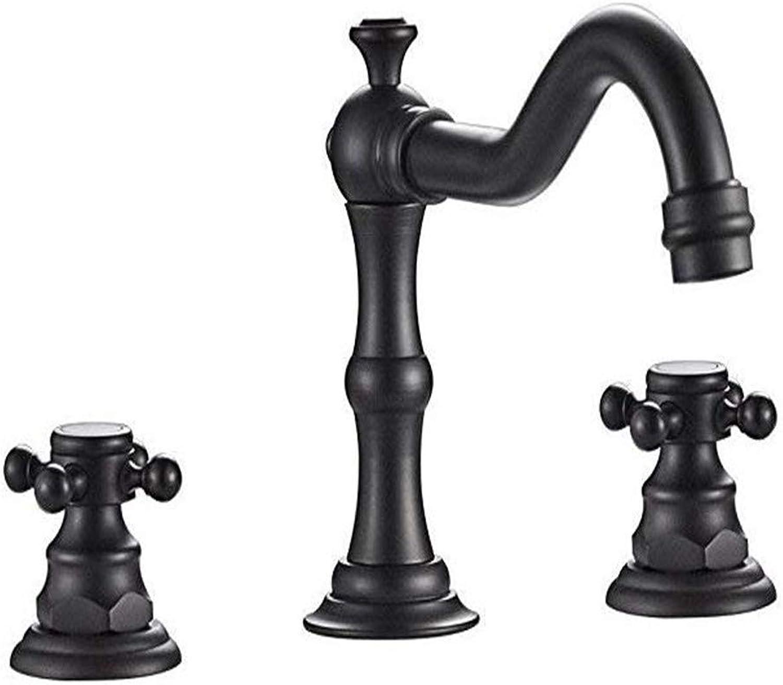 Faucet Basin Faucet Kitchen Faucetbathroom Sink Tapbrass Bathroom Sink Basin Mixer Tap Faucet Bronze Faucet Dual Handle Sink