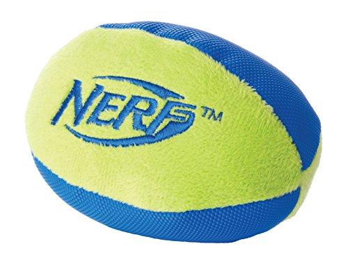 Nerf Dog Ultraplush Trackshot Football: 12,7 cm