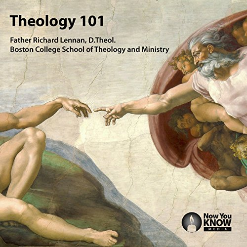Theology 101 audiobook cover art