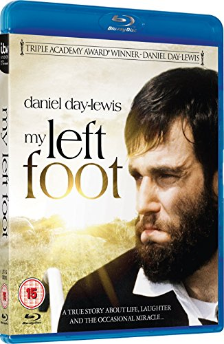 My Left Foot: The Story of Christy Brown [Blu-Ray] (IMPORT) (Keine deutsche Version)