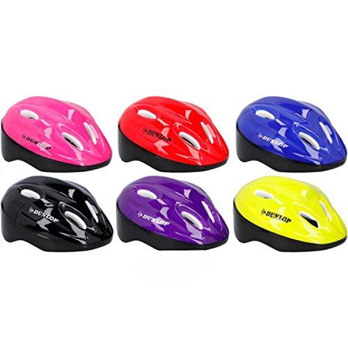 Dunlop Helm Kinderhelm Fahrradhelm Radhelm Inlinerhelm Laufradhelm Skaterhelm