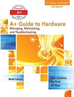 A+ Guide to Hardware (Standalone Book)