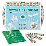 Yellodoor Mini Erste Hilfe Set – 84-TLG. für Unterwegs, Reise, Wandern, Zuhause, Outdoor, in...