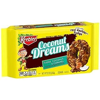 Keebler Coconut Dreams Cookies, Fudge, Caramel & Coconut, 8.5oz Tray (B00I8QYDDI) | Amazon price tracker / tracking, Amazon price history charts, Amazon price watches, Amazon price drop alerts