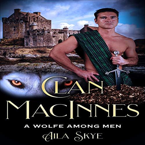 Clan MacInnes audiobook cover art