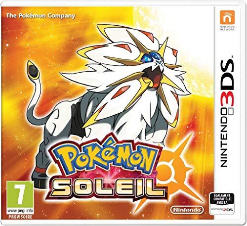 Pokémon Soleil [Importación Francesa]