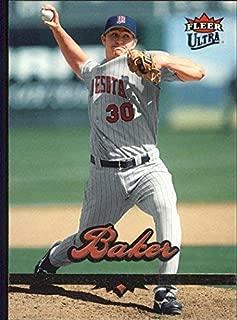 2006 Ultra #166 Scott Baker MLB Baseball Trading Card