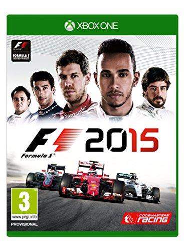 Namco Bandai Games F1 2015, Xbox One - Juego (Xbox One, Xbox One, Racing, E (para todos))