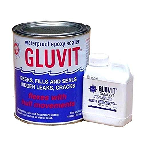 Marine-Tex RM330K Gluvit Waterproof Epoxy Sealer - 2 lbs.