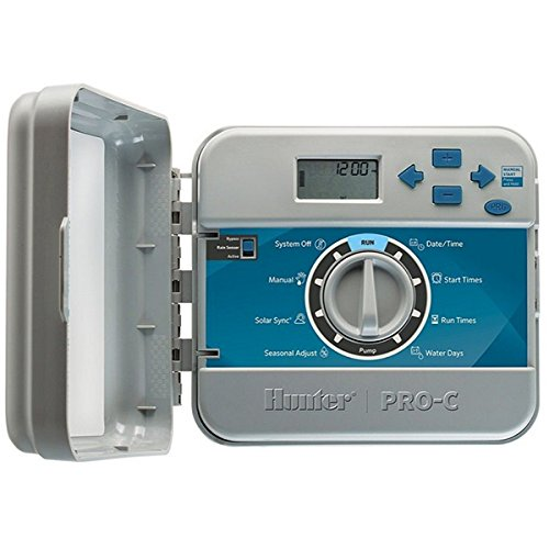 HUNTER - pc-1601-e - Programmateur 16 Stations Montage ext'Rieur Pro-c