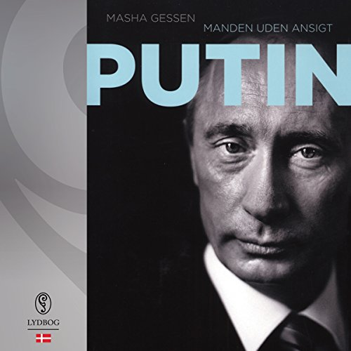 Putin (Danish Edition) audiobook cover art