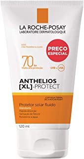 Anthelios Xl Protect Fps 30 120 ml, La Roche-Posay, Branco