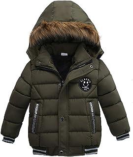Kasen Bambini Piumino Bambina Invernale Giacca Bambina Piumino Lungo Cappotto