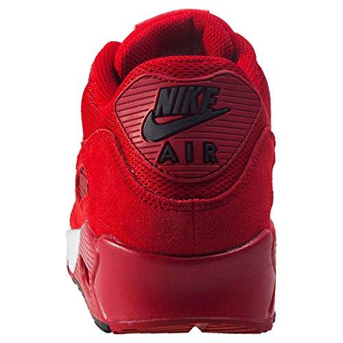 Nike Air Max 90 Chaussures en cuir pour homme Gris foncé Pointure 41