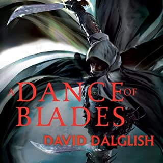 A Dance of Blades cover art