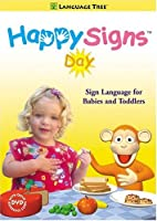 Happy Signs Day: Sign Language for Babies & Toddle [DVD] [Import]