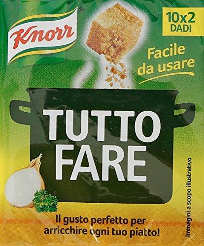 Knorr Dadi Tutto Fare, Preparato per Brodo - 100 gr
