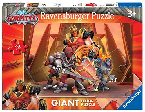 Ravensburger Gormiti B Puzzle, Pavimento, 24 Pezzi, 03010