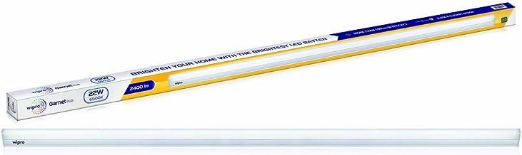 Wipro High Lumen 22-Watt LED Batten Light (Cool Day Light)