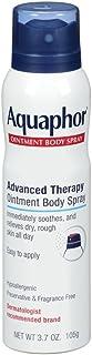 Aquaphor Ointment Body Spray 3.7 Ounce (109ml) (6 Pack)