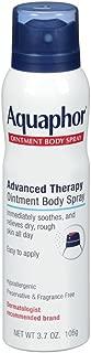 Aquaphor Ointment Body Spray 3.7 Ounce (109ml) (3 Pack)