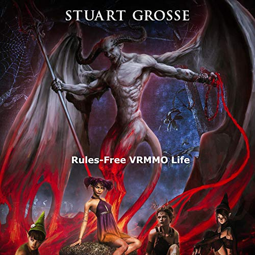 Rules Free VRMMO Life cover art