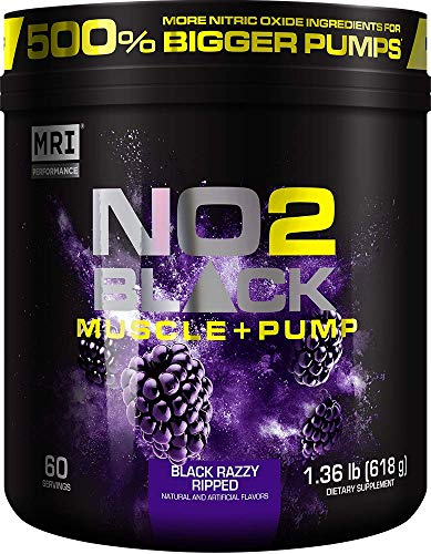NO2 Black Muscle