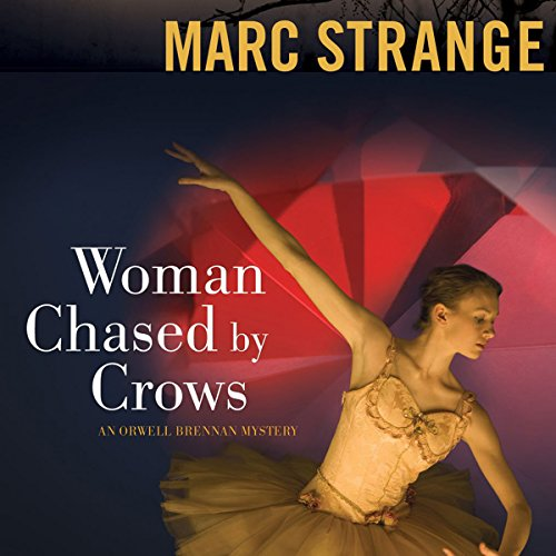 Woman Chased by Crows audiobook cover art