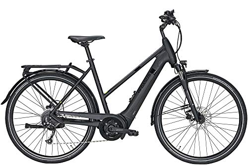ZEG Pegasus Solero Evo 9 Damen Trapez E-Bike 2020, Farbe:schwarz, Rahmenhöhe:45 cm, Kapazität Akku:500 Wh
