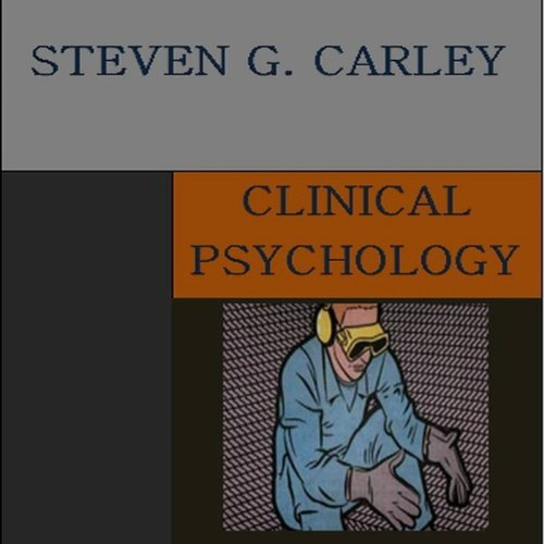 A Psychology Journal: Clinical Psychology audiobook cover art
