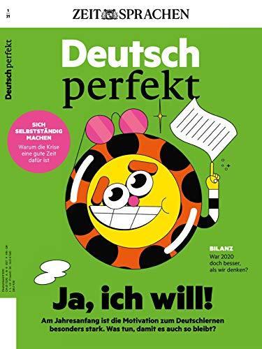 Deutsch Perfekt 1/2021