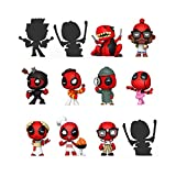 Funko 55210 Mystery Minis Deadpool 30th