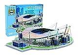 Giochi Preziosi 70037451 - Puzzle 3D Etihad Estadio de la Ciudad, 139 pcs, Apto para 7 años.