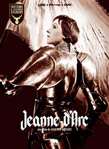 Jeanne d'arc [Édition Collector Blu-Ray + DVD + Livre]
