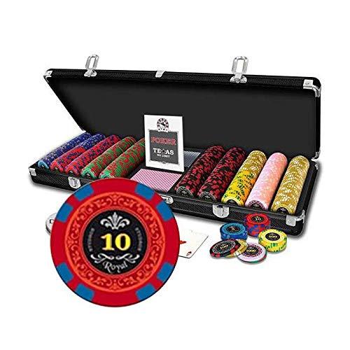 Caso Poker Royal 500 fichas