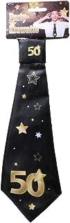 Udo Schmidt GmbH & Co Party-Krawatte mit Einer großen 50\