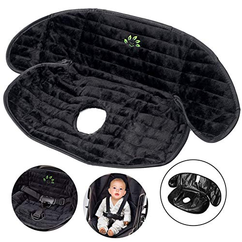 Anmas Power Waterproof Potty Training Pads Liner, Portable Baby Dry Seat Padded Travel Potty Car Seat Protectors Water Absorption and Non-slip Piddle Pad fits All Car seat, Buggy and Pushchairs