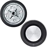 Ultra Durable 3362624 Washer Timer Knob Part Replacement Part by Blue Stars - Exact Fit for Whirlpool & Kenmore Washers - Replaces PS342371 AP3096351 3350971 WP3362624 - Pack of 2