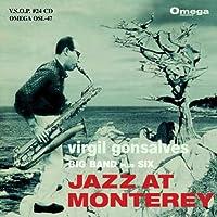 Virgil Gonsalves Big Band Plus Six: Jazz Monterey