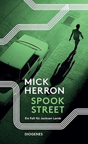 Buchseite und Rezensionen zu 'Spook Street: Ein Fall für Jackson Lamb' von Mick Herron