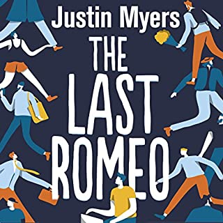 The Last Romeo audiobook cover art
