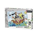Nathan Puzzle-30P Les Petits Pirates, 86349