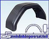 Kunststoff Schutzblech Kotflügel 200x660mm / 20x66 cm für Pkw Anhänger