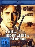 Zeit zu leben, Zeit zu sterben mit Nicolas Cage (Blu-ray) + Bonusfilm The Veteran (uncut)