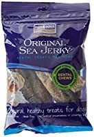 100% dried cod skins, high in Omega 3 Low calorie treats Rough texture helps clean teeth naturally Natural, healthy and delicious