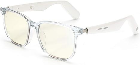 $139 » Sponsored Ad - WGP Smart Audio Glasses (2nd Gen) Anti-Blue Light Open Ear Speaker Magnetic Quick-Release Modular Design wi...