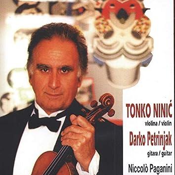Tonko Ninić, Darko Petrinjak - Nicollo Paganini