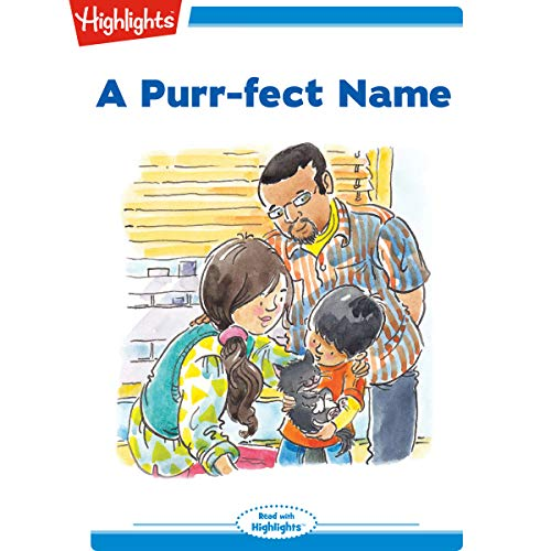 A Purr-fect Name cover art