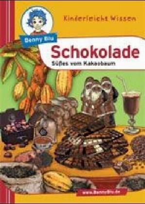 Benny Blu Schokolade - Süßes vom Kakaobaum